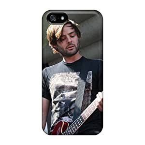 Anti-Scratch Hard Cell-phone Case For Iphone 5/5s With Unique Design Trendy Maria Brink Band Pictures LauraAdamicska