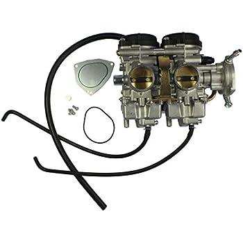 F-blue Carburetor Replacement for 2001-2005 Yamaha Raptor 660 660R YFM660 YFM 660R CARB Motorbike Engine Accessories