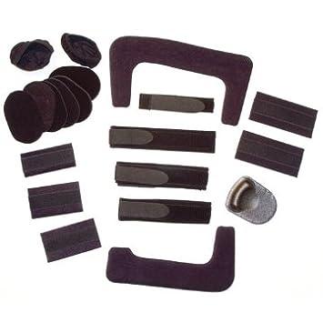 b95ec29844 Amazon.com: DonJoy Defiance Custom Replacement Straps & Pads Kit ...