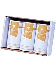 Geschenkdoos Oktoberfest Gesuikerde Amandelen bundel | Handgemaakte karamelnoten | 3x250g voordeelverpakking geroosterde amandelen