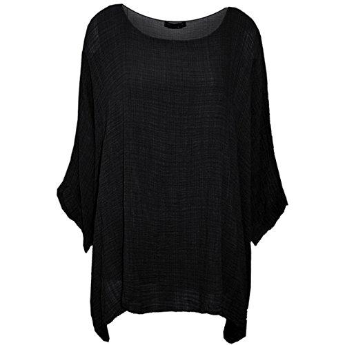 Candy Clothing - Camiseta de manga larga - para mujer negro