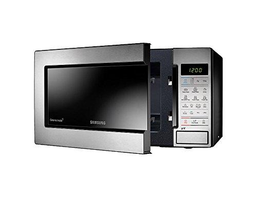 Samsung GE83M - Horno microondas con grill, 23 litros, Plateado ...
