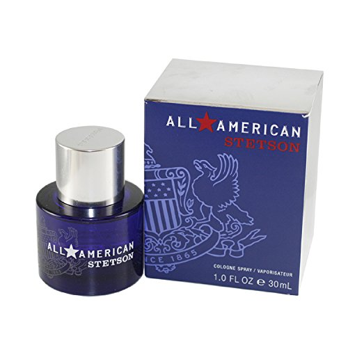 Coty All American Stetson Cologne Spray for Men, 1 Ounce