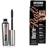 Benefit Beyond Mascara They´re Real Mascara Farbe: Black Inhalt: 8,5g Wimperntusche für strahlen schöne Augen.