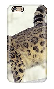 Esther Bedoya Perfect Tpu Case For Iphone 6/ Anti-scratch Protector Case (snow Leopard Pictures )