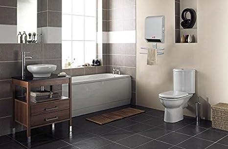 Leroy Merlin BH-1600GK - Radiador del baño triunfado con 1600 W toalleros secadora: Amazon.es: Bricolaje y herramientas