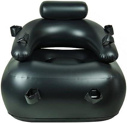 Amazon.com: Hinchable Dominación Cuna acolchada silla de ...