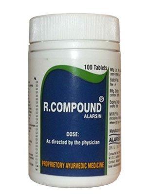Alarsin R Compound Tablets 100