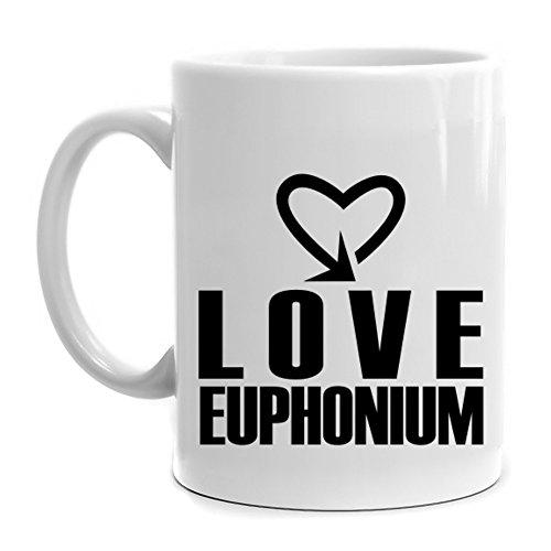 Eddany Love Euphonium cool style Mug