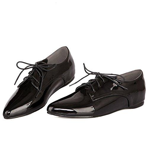 para Mujer COOLCEPT Zapatillas COOLCEPT Black Zapatillas para Mujer 8fBS7x