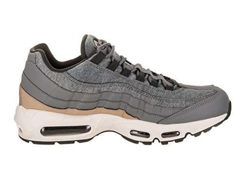 many kinds of sale online outlet online shop NIKE Men's Air Max 95 Premium Running Shoe Cool Grey/Mushroom Deep Pewter very cheap price with mastercard cheap online buy cheap for sale s3DOyl1sO