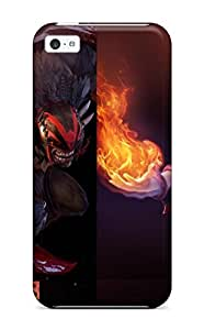TYHde Protection Case For Iphone 6 plus 5.5 / Case Cover For Iphone(dota 2 Fantasy 2011 Video Game) ending