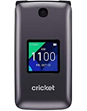 Alcatel QUICKFLIP 4044C | 4G LTE | HD Voice FlipPhone | - GSM Unlocked