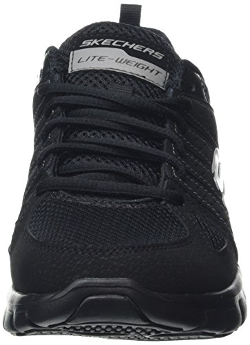 Multisport Skechers Book Shoes Women's Outdoor Black Look Synergy qvrKIwRvF