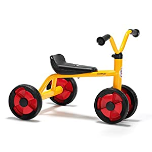 """Winther WIN584 Pushbike for One Grade Kindergarten to 1, 10.43"""" Height, 16.93"""" Wide, 20.87"""" Length"""