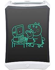 NEWYES Tablette d'Ecriture LCD Robot Pad Notes de Mémo Griffonnage Magnétiques avec Bouton de Verrouillage