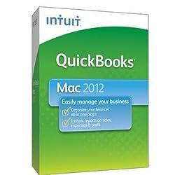 Quickbooks Pro 2012 MAC