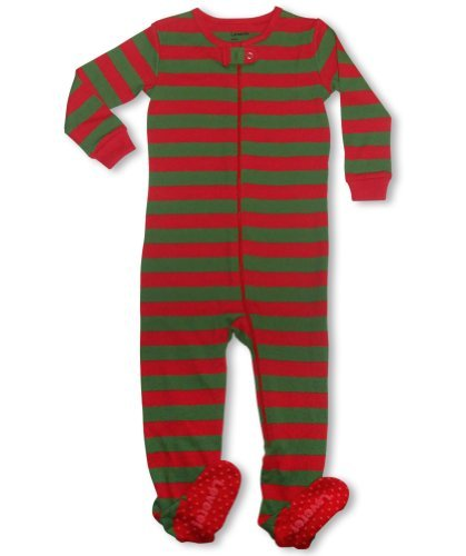 Give him fun bedtime style with these boys' Carter's footed pajamas.