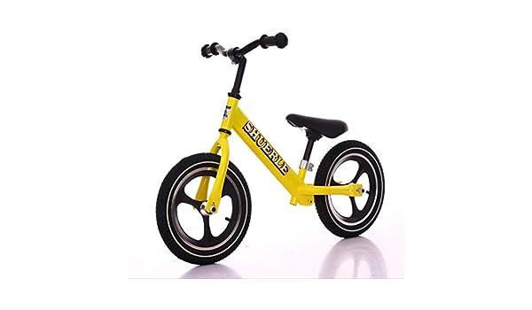 1-1 Bicicletas de Equilibrio para niños, 12 Pulgadas Bicicleta sin ...