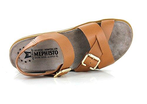 MEPHISTO SYBIL - Sandales / Nu-pieds - Femme Marron XkN2nJzF