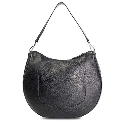 Soft Coccinelle Persefone E1dk6130201001 Female Leather Black Bag qHCZ46wg