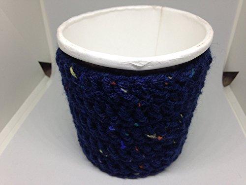 Ice Cream Pint Cozy (SET of 2) polka dots birthdays handmade crochet