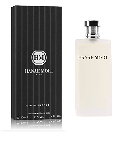 Hanae Fragrance Perfumes Mori (HANAE MORI Eau De Parfum Spray for Men, 3.4 Ounce)