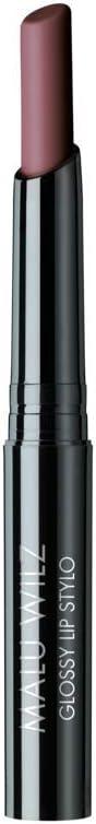 Malu Wilz 11 - Brillo de labios (suave), color morado: Amazon ...
