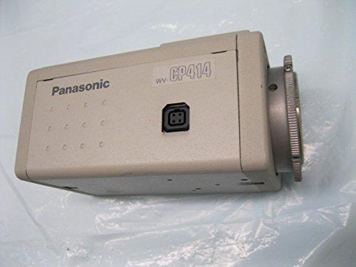 Panasonic Cctv (Panasonic WV-CP414 Color CCTV Camera)