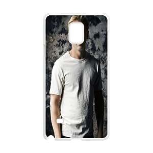 Samsung Galaxy Note 4 Cell Phone Case White Daniel Craig GY9147065
