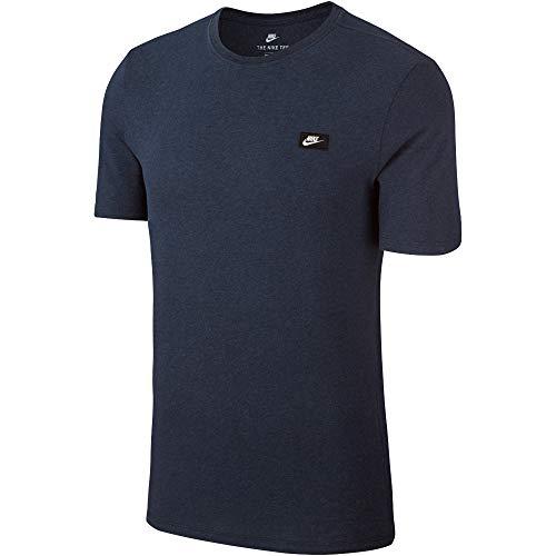 T Heather Lbr Nike shirt Shoebox Obsidian Homme w7HnqaxO
