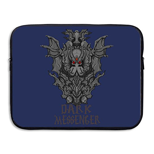 [Curcy Dark Messenger Waterproof Shock-Resistant Laptop Protector Case Size 15 Inch] (Traveling Circus Costume)