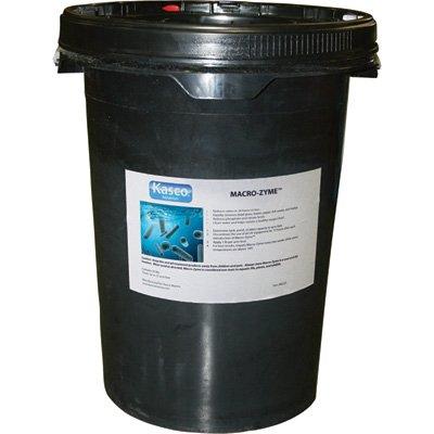 50 lb Bulk Pail - Macro-zyme Pond Water Treatment Bacteria for Fish Waste, Muck, Sludge, Odor
