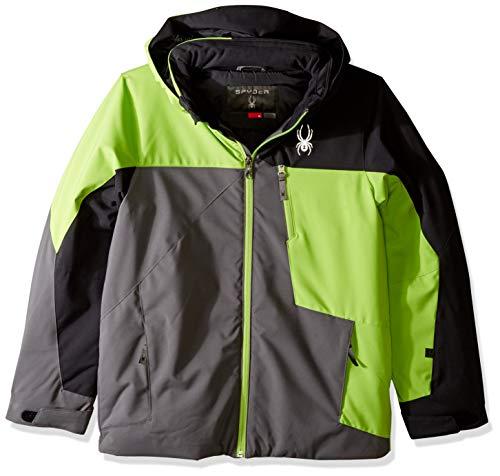 Spyder Boys' Ambush Ski Jacket – DiZiSports Store
