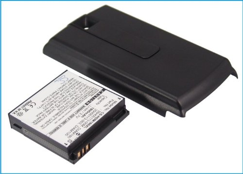 (Battery Replacement for HTC Victor Touch Diamond P3051 Touch Diamond P3701 Touch Diamond P3702 35H00113-003 DIAM160 )