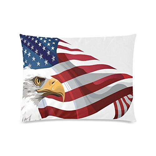 USA la bandera americana las estrellas y rayas Rectángulo ...