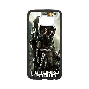 samsung galaxy s6 Case (TPU), halo 4 forward unto dawn Cell phone case Black for samsung galaxy s6 - YYTT7875614