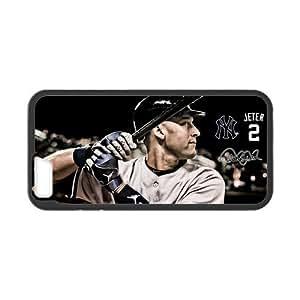 MLB New York Yankees #2 Derek Jeter for iPhone 6 4.7