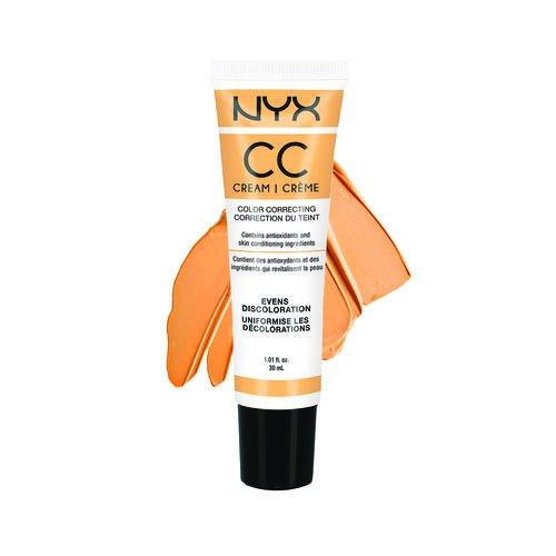 NYX Cosmetics Color Correcting CC Cream CCCR06 - Peach - Medium / Deep