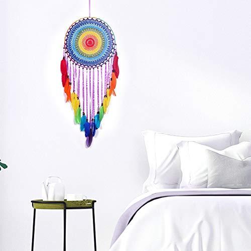 VGOODALL 500 Stück Bunte Federn, Farbe Indianer Ferdern zum Basteln für DIY Ohrring Hochzeit Traumfänger Kopfschmucksfedern