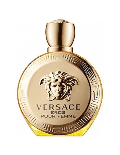Versace Eros Pour Femme Women's Eau de Parfum Spray, 1 Ounce Femme Parfum