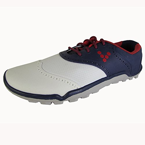 Vivobarefoot Women's Linx Golf Shoe, Navy, 42 EU/10.5-11 M US