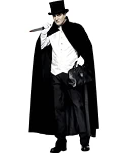 Smiffy's - Disfraz de Jack el Destripador para hombre
