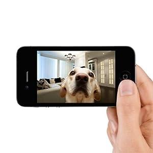Belkin F7D7601 NetCam Wireless IP Camera with Night Vision, Motion Sensor, Built, by Belkin