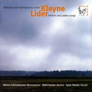 kleyne-lider-yiddish-ladino-songs