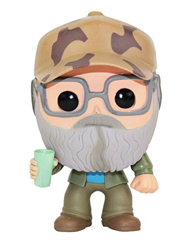 Funko Pop! Duck Dynasty Uncle Si Vinyl Figure