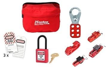 Electrical Lockout Kit Amazon Co Uk Sports Outdoors