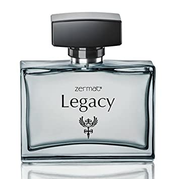 Zermat Legacy Fragrance for Men 3.4oz, Fragancia Para Caballero 100ml