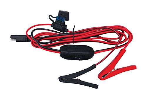 "Fimco 7771784 Wire Harness with On/Off Switch, 8-Feet Lead Wire with Alligator Clips, Use On Lawn and Garden 12V Sprayers, 3-5/8"" x 6-5/8"""
