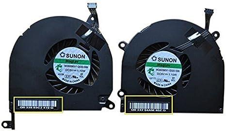 VENTILADORES CPU DERECHO E IZQUIERDO Nuevos: Amazon.es: Electrónica